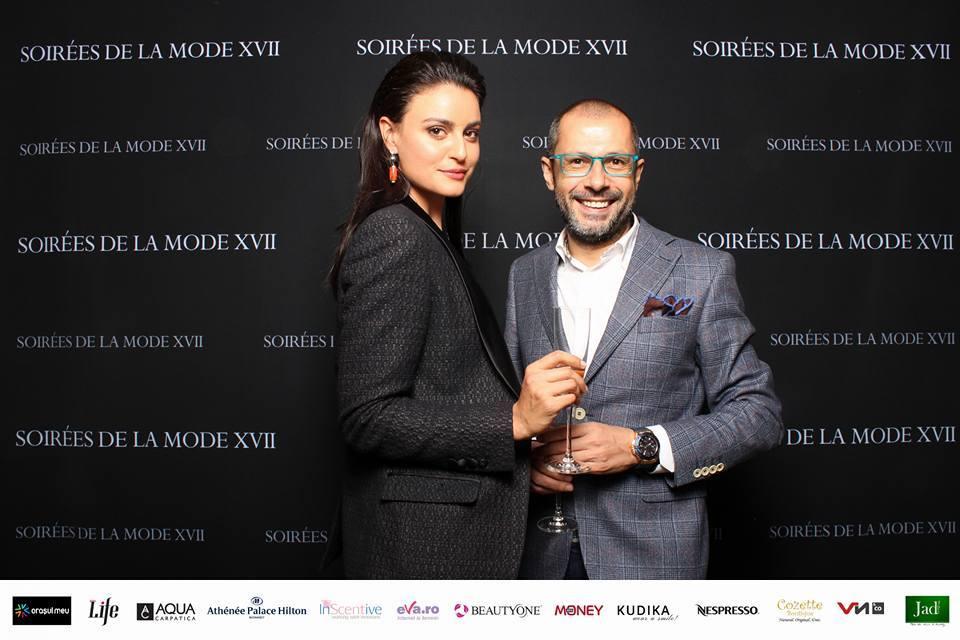 Lorena Menghia si Andrei Nourescu