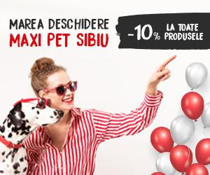 300x250 maxi pet Sibiu